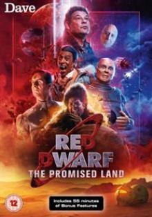 TV SERIES  - DVD RED DWARF: THE PROMISED..
