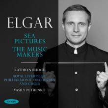 ELGAR E.  - CD SEA PICTURES OP.37