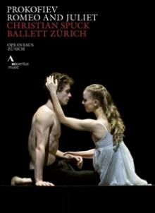 PROKOFIEV SERGEI  - DVD ROMEO AND JULIET