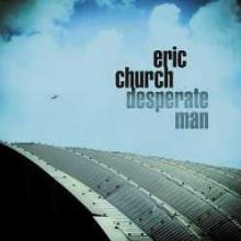 CHURCH ERIC  - VINYL DESPERATE MAN [VINYL]