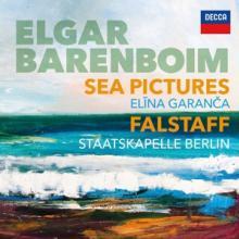 BARENBOIM DANIEL  - CD ELGAR SEA PICTURES