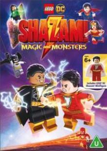 ANIMATION  - DVD LEGO DC SHAZAM: MAGIC..