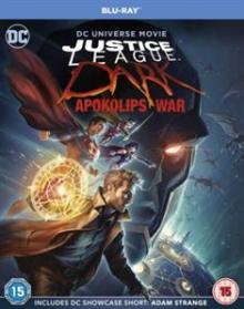 ANIMATION  - BRD JUSTICE LEAGUE DARK:.. [BLURAY]