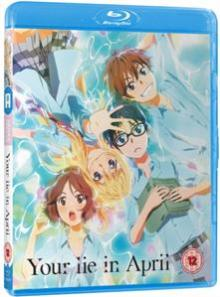 ANIME  - BRD YOUR LIE IN APRIL: PART 1 [BLURAY]