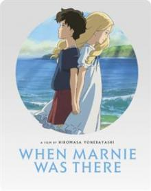 ANIME  - BRD WHEN MARNIE.. -STEELBOO- [BLURAY]
