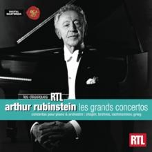 RUBINSTEIN ARTHUR  - CD LES GRANDS CONCERTOS