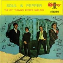 ST. THOMAS PEPPER SMELTER  - VINYL SOUL & PEPPER [VINYL]