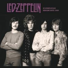 LED ZEPPELIN  - VINYL SCANDINAVIAN B..