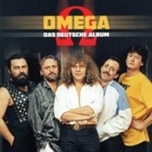 OMEGA  - CD DEUTSCHE ALBUM