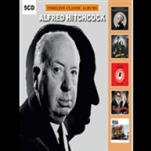 ALFRED HITCHCOCK  - CD TIMELESS CLASSIC ALBUMS
