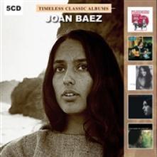 JOAN BAEZ  - CD TIMELESS CLASSIC ALBUMS