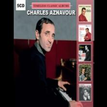 CHARLES AZNAVOUR  - CD TIMELESS CLASSIC ALBUMS