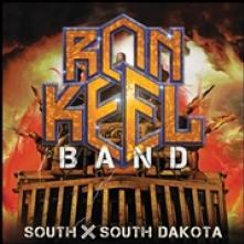 RON KEEL BAND  - CD SOUTH X SOUTH DAKOTA