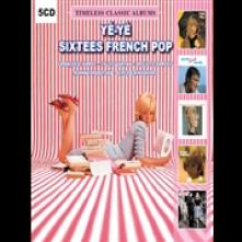 YE-YE SIXTEES FRENCH POP  - CD TIMELESS CLASSIC ALBUMS