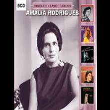 AMALIA RODRIGUES  - CD TIMELESS CLASSIC ALBUMS