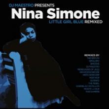 SIMONE NINA/DJ MAESTRO  - 2xVINYL LITTLE GIRL BLUE REMIXED [VINYL]