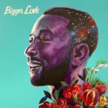 LEGEND JOHN  - CD BIGGER LOVE