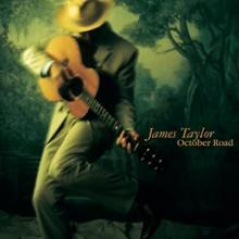 TAYLOR JAMES  - CD OCTOBER ROAD
