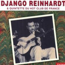 DJANGO REINHARDT  - CD WITH THE QUINTETT..