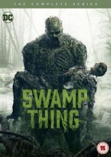 MOVIE  - DVD SWAMP THING S1
