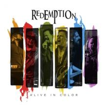 REDEMPTION  - 3xCD ALIVE IN COLOR (2CD + BLURAY)