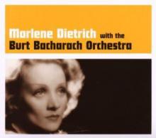 DIETRICH MARLENE  - CD BURT BACHARACH ORCHESTRA
