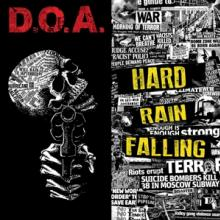 D.O.A.  - CD HARD RAIN FALLING