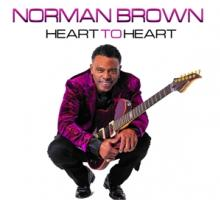 BROWN NORMAN  - CD HEART TO HEART