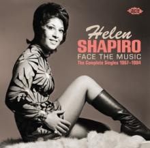 HELEN SHAPIRO  - CD FACE THE MUSIC: T..