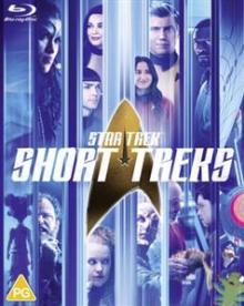 STAR TREK  - BRD SHORT TREKS [BLURAY]