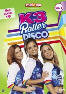 K3  - DVD ROLLER DISCO VOL. 4