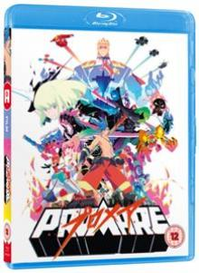 ANIME  - BRD PROMARE [BLURAY]