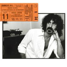 ZAPPA FRANK & THE MOTHER  - 3xCD CARNEGIE HALL