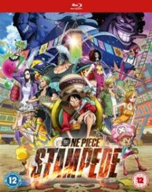 ANIME  - BRD ONE PIECE: STAMPEDE [BLURAY]
