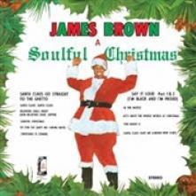 BROWN JAMES  - VINYL SOULFUL CHRISTMAS [VINYL]