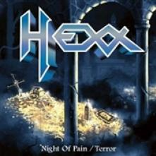 HEXX  - SI NIGHT OF.. -COLOURED- /7