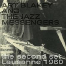 ART BLAKEY AND THE JAZZ MESSEN..  - VINYL SECOND SET LAUSANNE 1960 [VINYL]