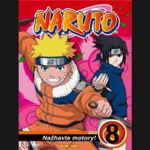 FILM  - DVD Naruto 8 (Naruto) DVD
