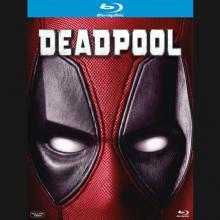FILM  - BRD Deadpool 2016 Bl..