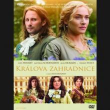 FILM  - DVD KRÁLOVA ZAHRADN..