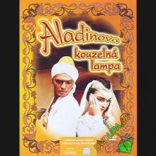 FILM  - DVD Aladinova kouzel..