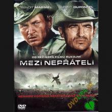 FILM  - DVD Mezi nepřáteli..