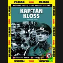 FILM  - DVD Kapitán Kloss 3..