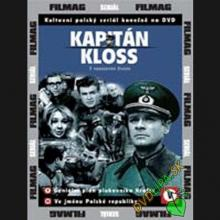 FILM  - DVD Kapitán Kloss 5..
