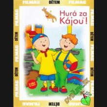 FILM  - DVD Hurá za Kájou!..