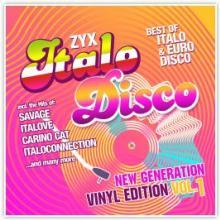 VARIOUS  - VINYL ZYX ITALO DISC..
