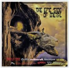 VARIOUS  - CD THE EPIC SIDE OF METAL