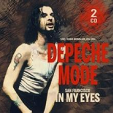 DEPECHE MODE  - CD+DVD SAN FRANCISCO..