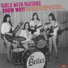 VARIOUS  - VINYL GIRLS WITH GUI..