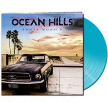 OCEAN HILLS  - VINYL SANTA MONICA (BLUE VINYL) [VINYL]